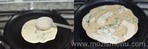Wheat dosa_5