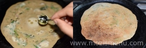 Wheat dosa_6