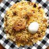 Chicken Tikka Biryani