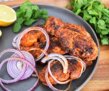 Restaurant-Style Tandoori Chicken Recipe