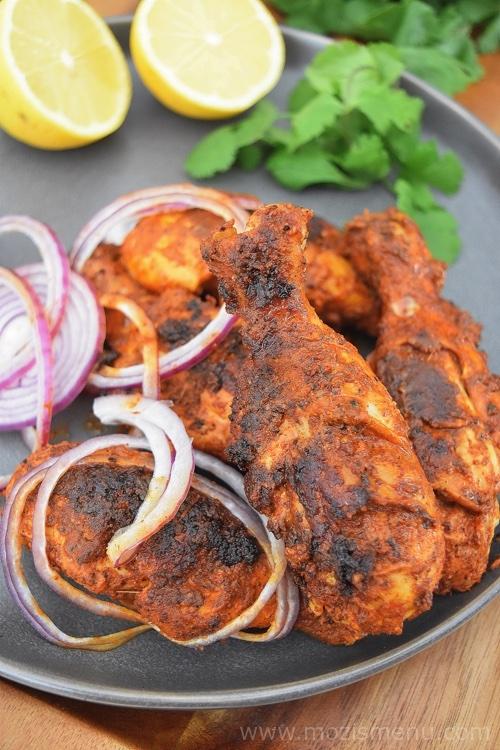 Restaurant-Style Tandoori Chicken Recipe